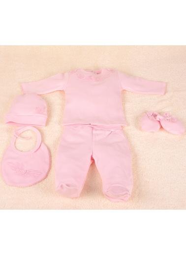 Lacy_Pink Hastahane Çıkışı 5 Parça-Aybibaby